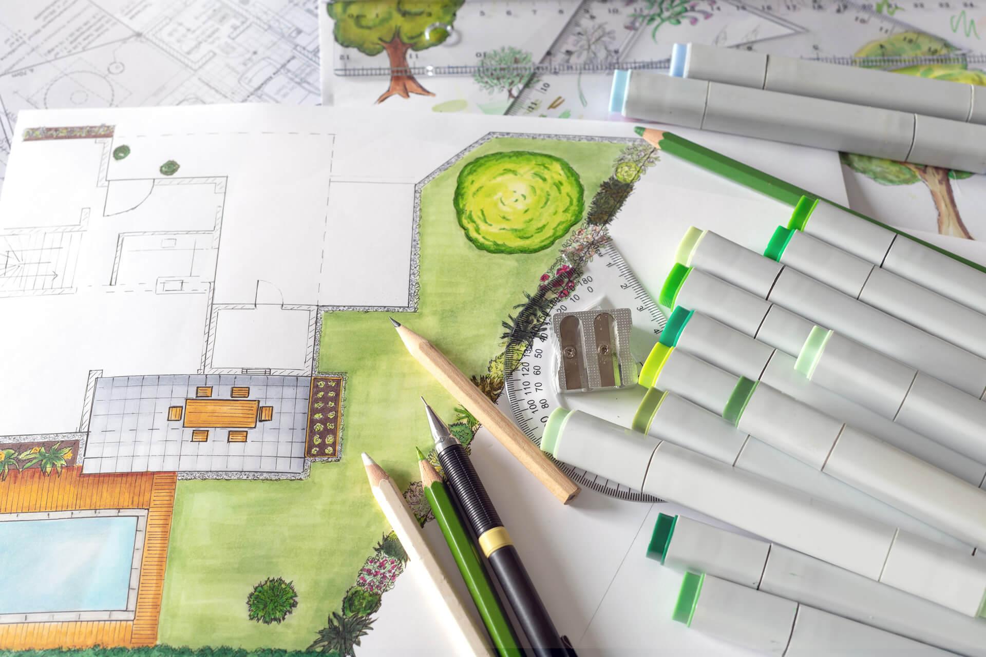 Gartenplanung Wuppertal